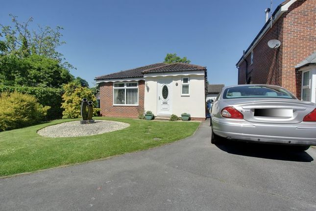 Thumbnail Bungalow for sale in Badgers Wood, Cottingham