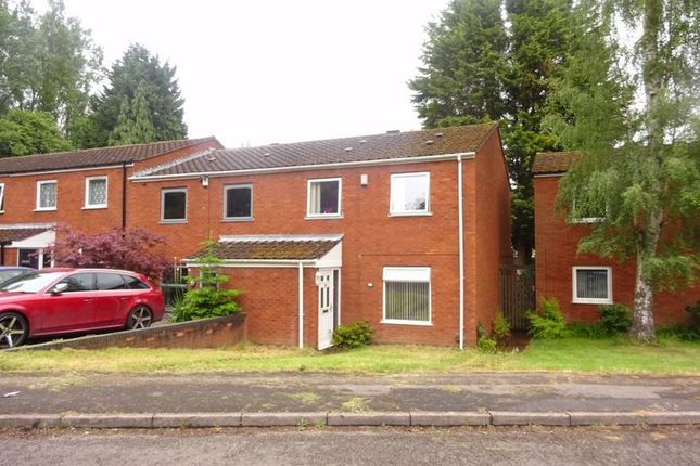 Thumbnail Terraced house for sale in Beaumont Drive, Harborne, Birmingham