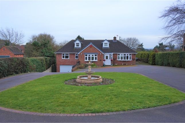 Thumbnail Detached house for sale in Sundorne Road, Shrewsbury