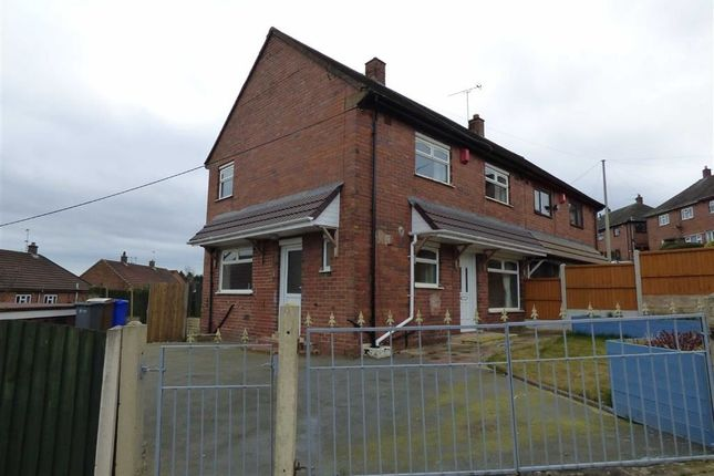 Thumbnail Semi-detached house to rent in Brookwood Drive, Longton, Stoke-On-Trent