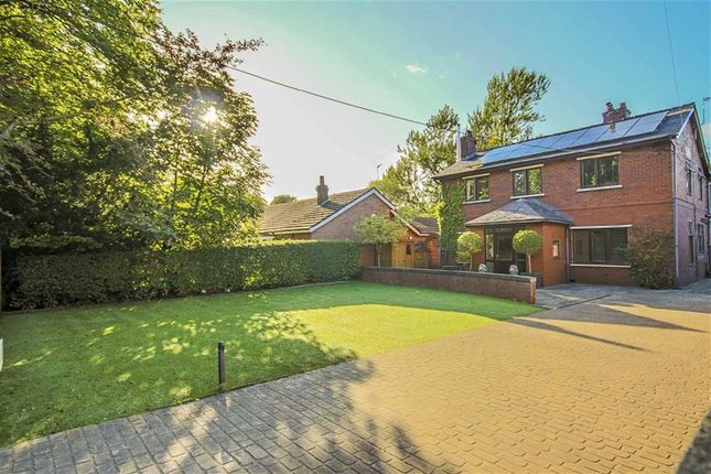 Thumbnail Detached house for sale in Wigan Lane, Chorley, Lancashire