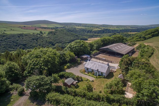 Thumbnail Land for sale in Newport, Pembrokeshire