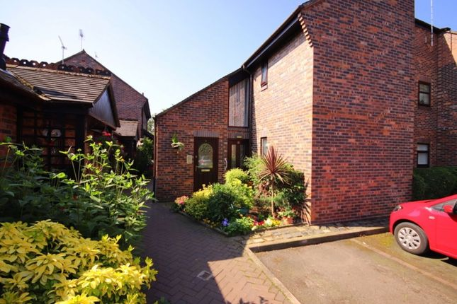 Thumbnail Flat for sale in Rectory Close, Nantwich