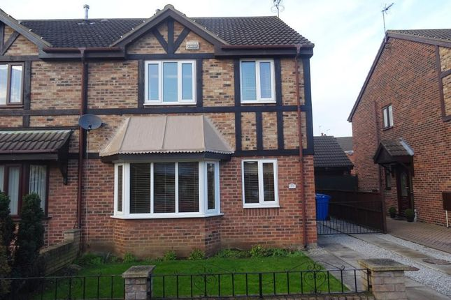Thumbnail Detached house to rent in Ashdene Close, Hull