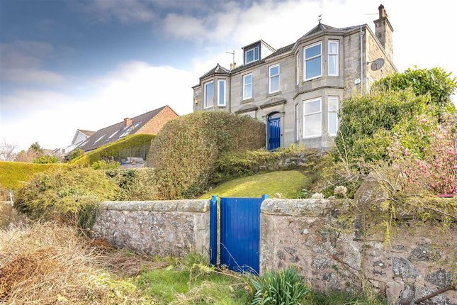Thumbnail Semi-detached house for sale in Bay Road, Wormit, Newport-On-Tay