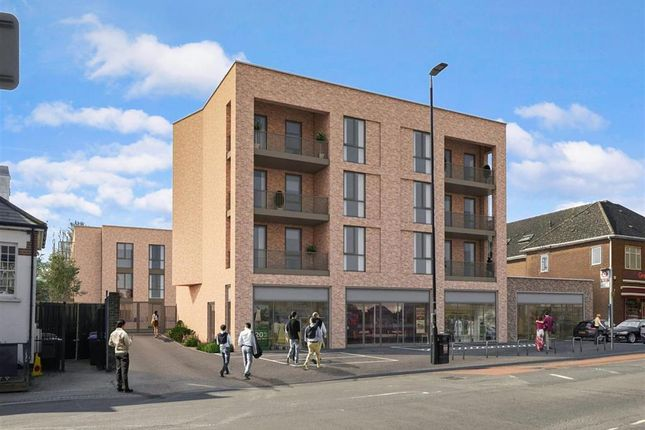 Flat for sale in Stafford Road, Mill House, Wallington, Surrey