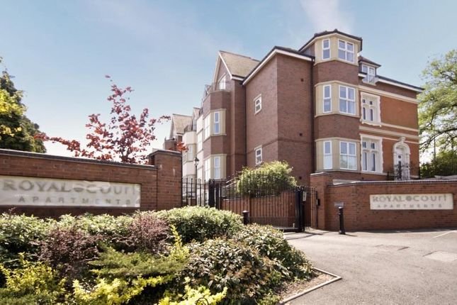 Thumbnail Flat to rent in Royal Court Apts, Lichfield Rd, Sutton Coldfield