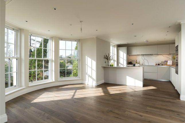 Thumbnail Flat for sale in Apartment 3, Beckford Gate, Lansdown Road, Bath