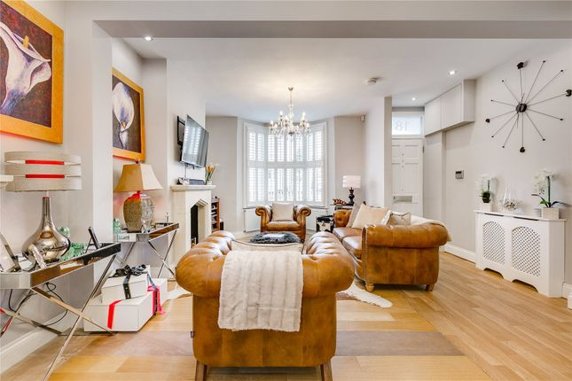Thumbnail Terraced house for sale in Tonsley Street, The Tonsleys, Wandsworth, London