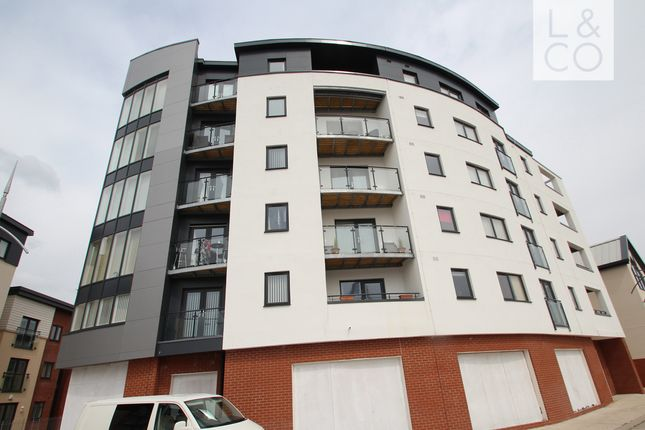 Thumbnail Flat for sale in Millennium House, Millennium Walk, Newport
