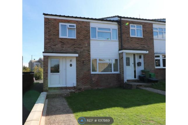 3 bed end terrace house to rent in Lullarook Close, Biggin Hill, Westerham TN16