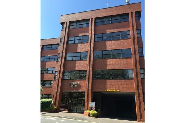 Thumbnail Office for sale in Wiltshire Court, Farnsby Street, Swindon, South West