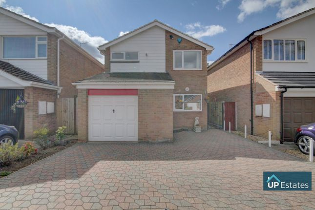Thumbnail Detached house for sale in Coombe Drive, Binley Woods, Coventry