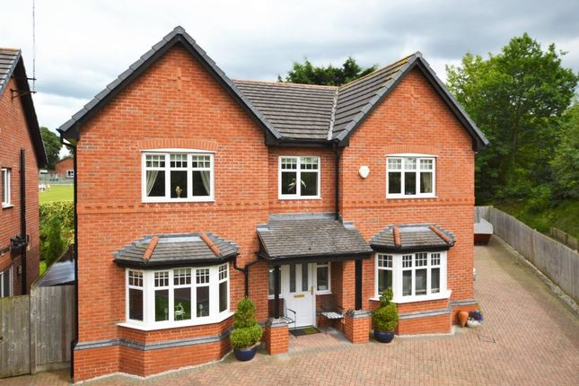 Thumbnail Detached house for sale in Queensgate, Off Parkgate Road, Chester