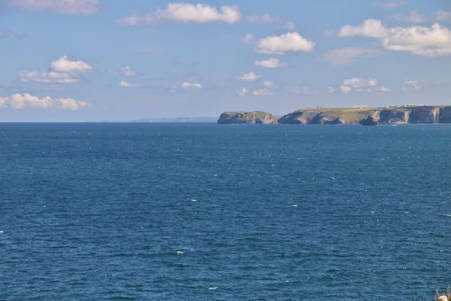 Thumbnail Link-detached house for sale in Cliffside, Port Isaac