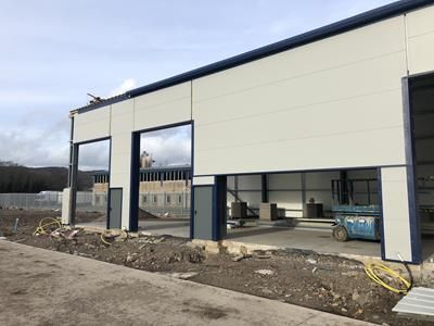 Thumbnail Light industrial to let in Units 21-23, Afon Court, Bedwas House Industrial Estate, Bedwas, Caerphilly