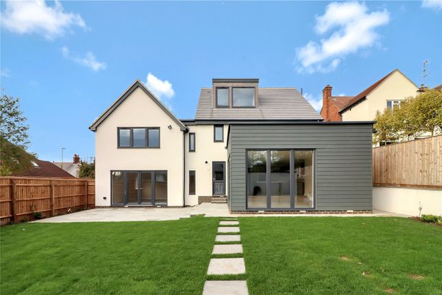 Thumbnail Detached house for sale in Hunton Bridge Hill, Hunton Bridge, Kings Langley