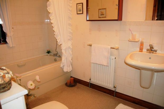 Bathroom of Park View, Moulton, Northampton NN3
