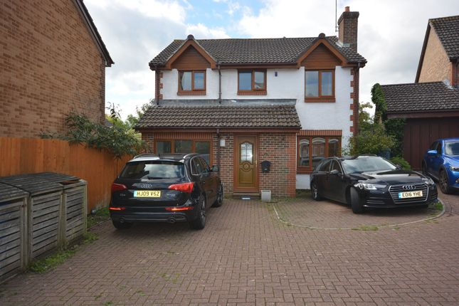 Thumbnail Detached house for sale in Sorrel Gardens, Broadstone