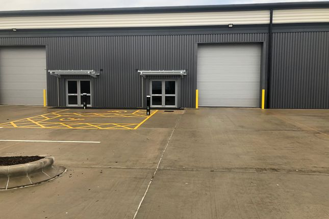 Thumbnail Industrial for sale in Unit 2, Omega Court, Centrix Business Park, Corby, Northants