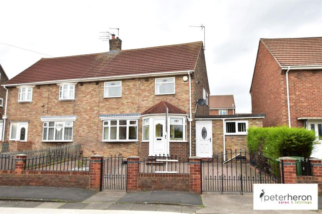 3 bed semi-detached house for sale in Reeth Square, Redhouse, Sunderland SR5