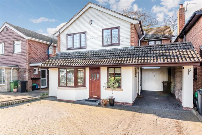 Thumbnail Detached house for sale in Buckingham Grove, Kingswinford