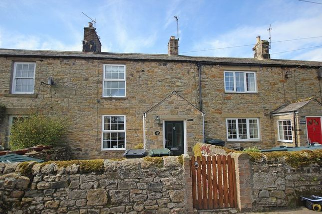 Thumbnail Cottage for sale in Woodbine Terrace, Barrasford, Hexham