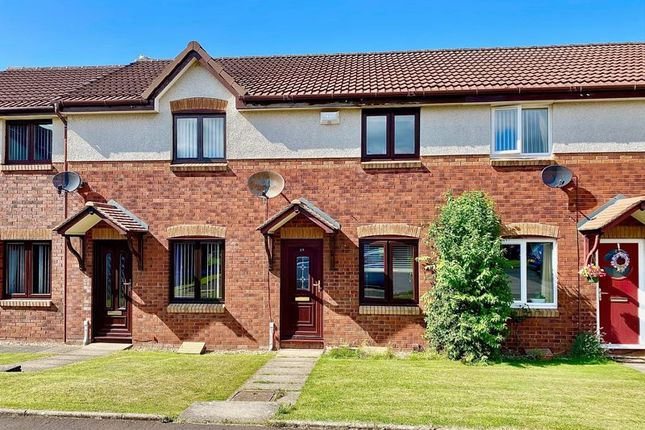 Thumbnail Terraced house for sale in Obree Avenue, Prestwick