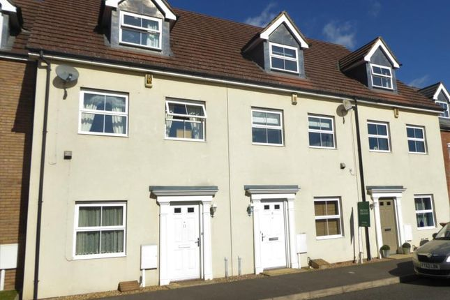 Thumbnail Town house to rent in Harewelle Way, Harrold