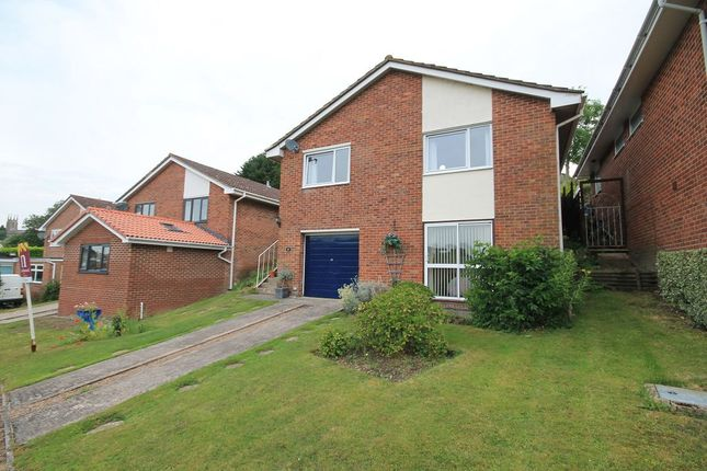 Thumbnail Detached house for sale in Thames Close, Warminster
