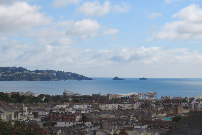 Thumbnail Flat for sale in Primley Park, Paignton
