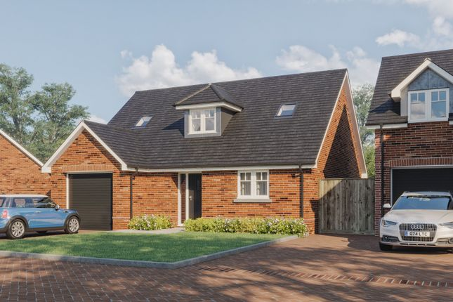 Thumbnail Detached bungalow for sale in Burndell Road, Yapton