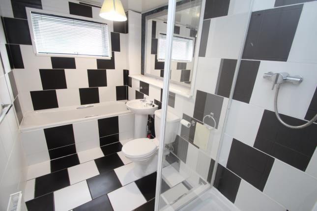 Bathroom of Rowan Road, Abronhill, Cumbernauld, North Lanarkshire G67