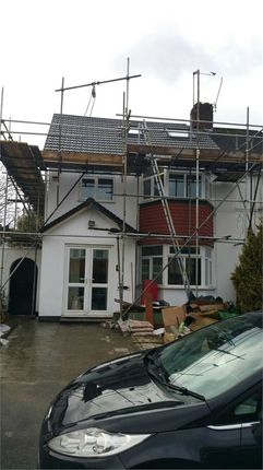 Thumbnail Semi-detached house to rent in Cheriton Avenue, Clayhall, Ilford, Essex