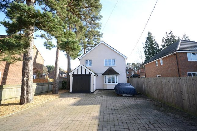 3 bed detached house for sale in College Road, College Town, Sandhurst