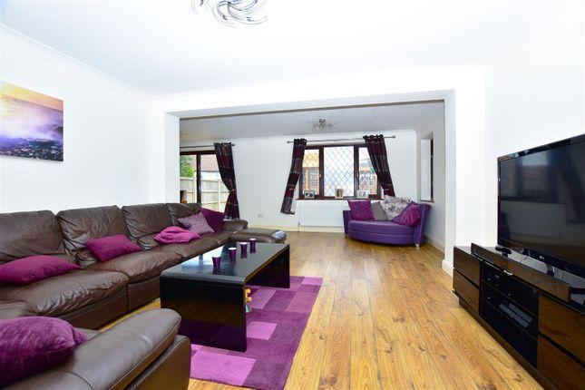 Living Room of Henley Deane, Northfleet, Gravesend DA11