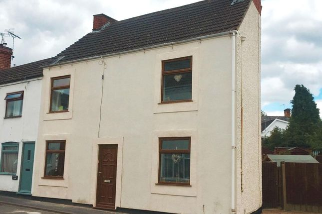 Thumbnail Semi-detached house for sale in Sullington Road, Shepshed, Loughborough