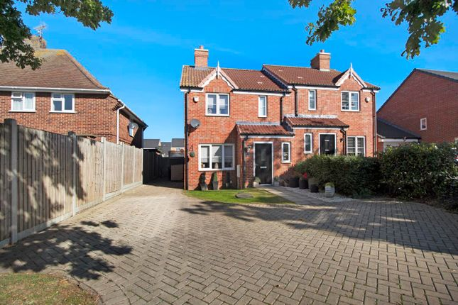 3 bed semi-detached house for sale in Wittonwood Road, Frinton-On-Sea CO13