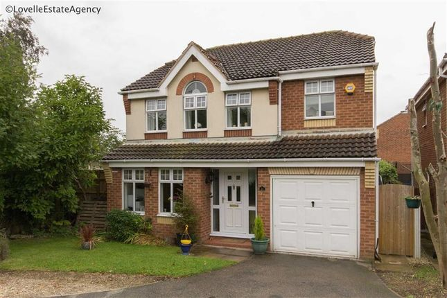 Thumbnail Property for sale in Elm Way, Messingham, Scunthorpe