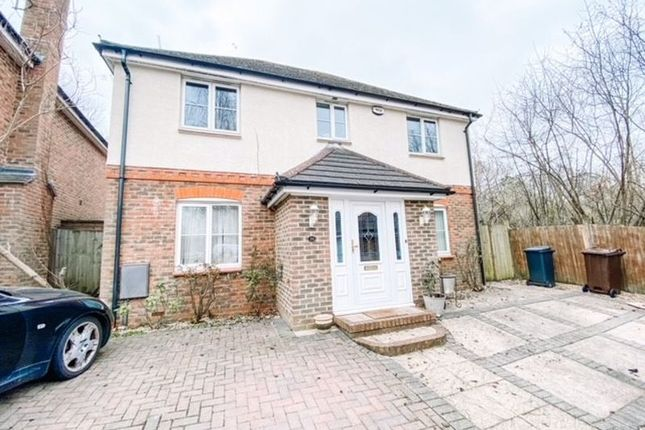 Thumbnail Detached house to rent in Corben Close, Maidstone