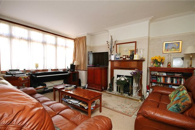 Thumbnail Detached house for sale in Orleans Road, Upper Norwood, London