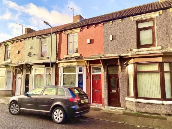 Terraced house for sale in Thornton Street, Middlesbrough