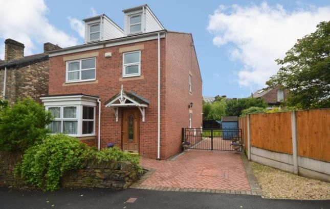 Thumbnail Detached house for sale in Ball Road, Sheffield, South Yorkshire