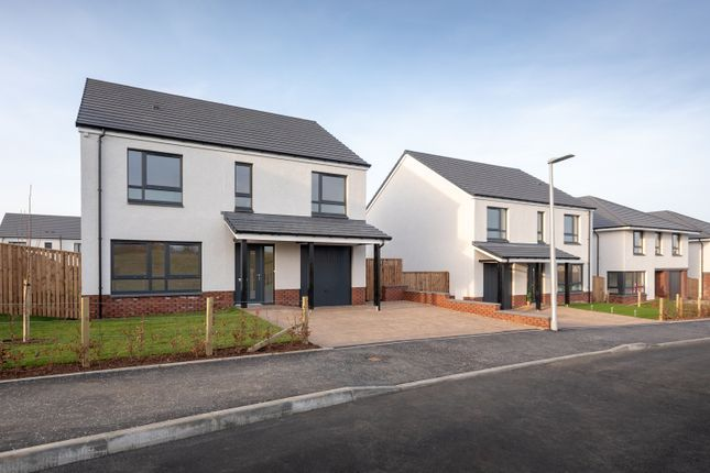 Thumbnail Detached house for sale in Greenan Views, Bute Way, Doonfoot, Ayr