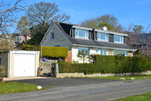 Thumbnail Detached house for sale in Kings Crescent, Helensburgh, Argyll & Bute