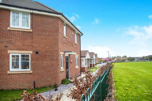 Thumbnail Semi-detached house for sale in Clifton Road, Cramlington