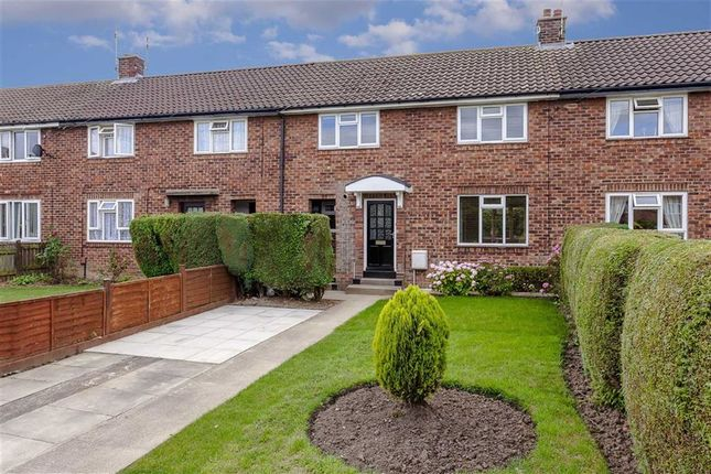 Thumbnail Terraced house to rent in Almsford Drive, Harrogate, North Yorkshire