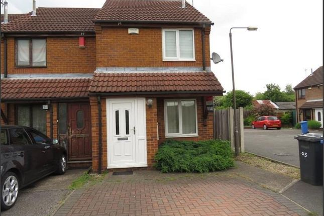 Thumbnail Semi-detached house to rent in Meadow Lane, Chaddesden, Derby