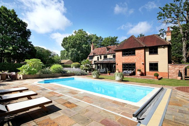 Thumbnail Detached house for sale in Pyebush Lane, Beaconsfield, Bucks