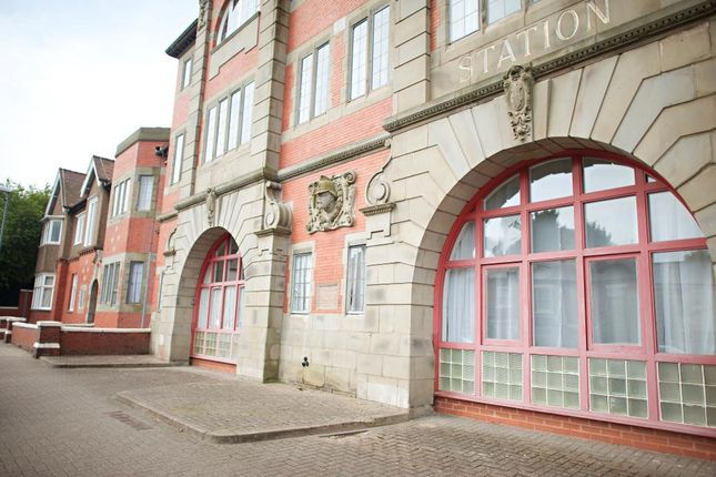 Thumbnail Flat for sale in The Old Fire Station, Harborne, Birmingham